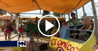 """Los parques de diversión """"inventados"""" en Cuba"""