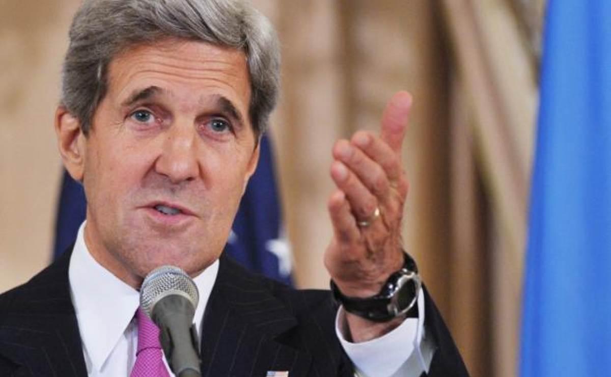 Mediará Kerry en conflicto israelo-palestino