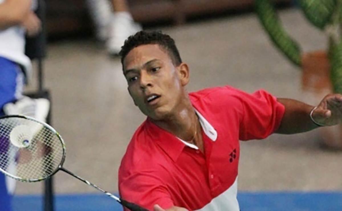 Guerrero queda segundo en el Torneo Internacional de Bádminton