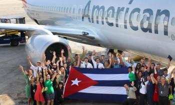 American Airlines Miami Holguín