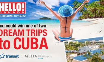Compañía canadiense lanza sorteo de un viaje a Cuba