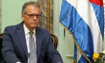 Jeffrey deLaurentis es nominado embajador en Cuba
