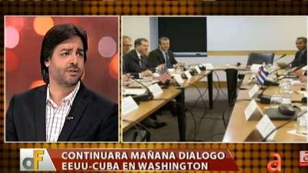 Continuará el dialogo EEUU-Cuba en Washington