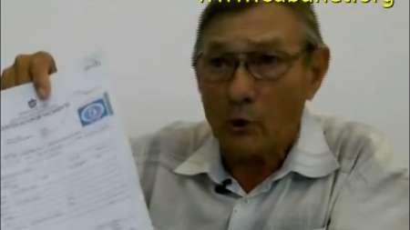 Argentino Capitán de Fragata (retirado) en Cuba se siente traicionado y despreciado