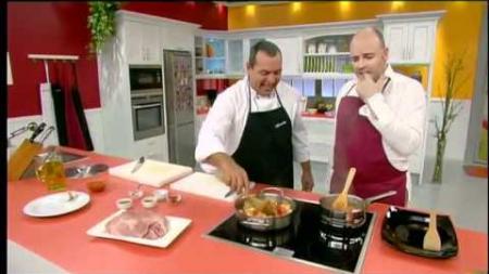Fricasé de cerdo cubano, con Eduardo Torres - El Gusto es Mío