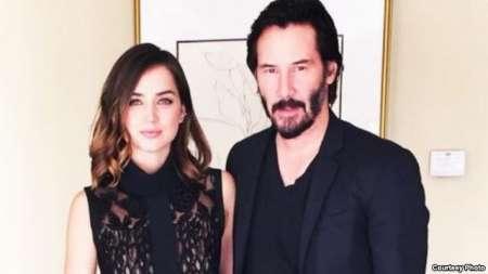 """La actriz cubana Ana de Armas trabaja con Keanu Reeves en la nueva película """"Knock Knock"""""""
