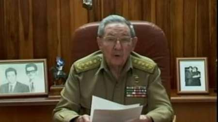 Carta de Raúl Castro a Barack Obama