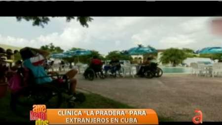 """Clínica """"La Pradera"""" para extranjeros en Cuba"""