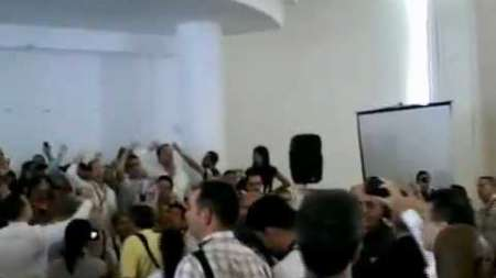 Nuevas imágenes y declaraciones sobre los enfrentamientos en Panamá entre delegaciones cubanas