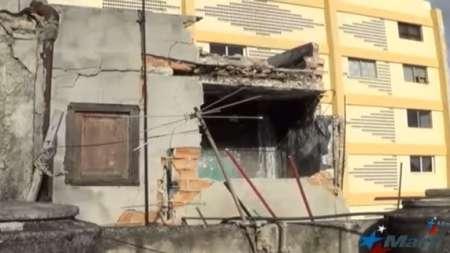 Residentes de La Habana temen derrumbe de sus viviendas