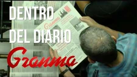 Dentro de Granma, el Diario del Partido Comunista de Cuba
