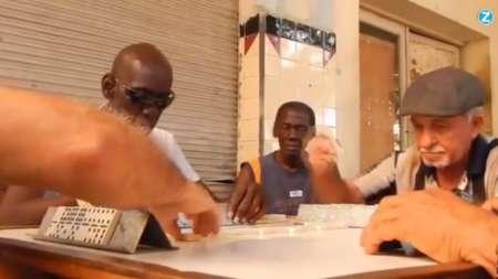 El dominó es un 'deporte' nacional en Cuba