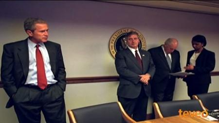 Fotos inéditas: Cómo se vivieron los atentados del 11-S en La Casa Blanca