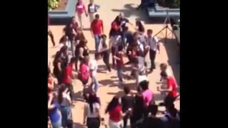 """El """"Guachineo"""" también se baila en las escuelas de Miami"""
