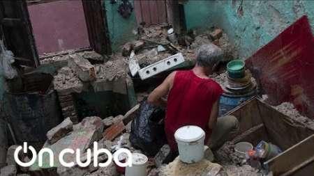 Horas de lluvia en La Habana