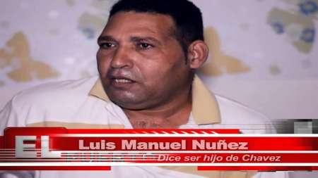 Un posible hijo de Hugo Chavez