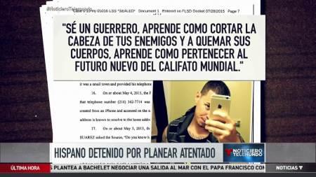 El FBI asegura que cubano-americano Harlem Suarez simpatiza con el grupo terrorista ISIS