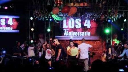 Los 4 ft Yeni de los Los van Van -  El beso final [2015]