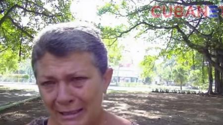 Desgarrador testimonio de una madre cubana