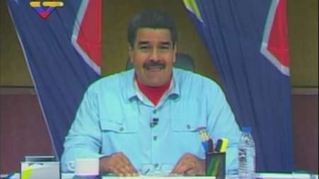 """Maduro a Donald Trump: """"The father of the pelucons"""""""