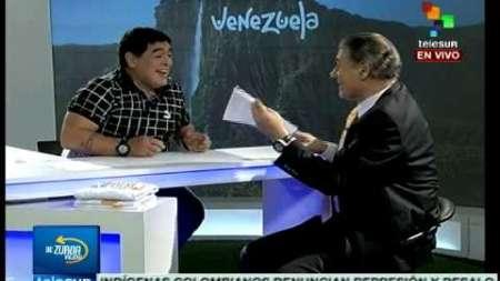 Maradona habla sobre Fidel Castro