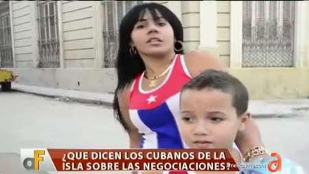 ¿Qué dicen los cubanos de la isla sobre las negociaciones Cuba - EEUU?