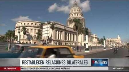 Nueva era en las relaciones entre EEUU y Cuba