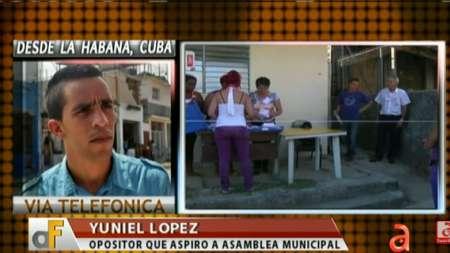 Habla el opositor que aspiró a la Asamblea Municipal en Cuba