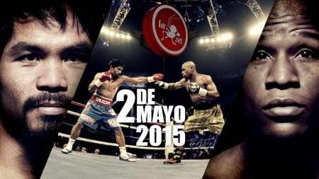 """Boxeo:  Mayweather Vs Pacquiao """"La Pelea del Siglo"""" EN VIVO"""