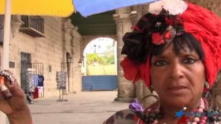 Trabajadores privados son personajes de la colonia en la Habana Vieja