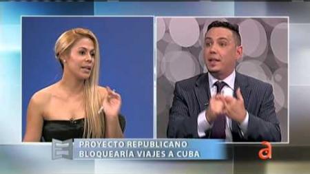 Proyecto Republicano bloquearía viajes a Cuba (Parte II)
