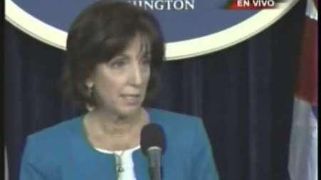 Las declaraciones de Roberta Jacobson al concluir la ronda de conversaciones Cuba-EEUU