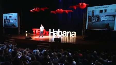 ¿Cuánto cuesta este almendrón? - Yudivián Almeida en TEDxHabana