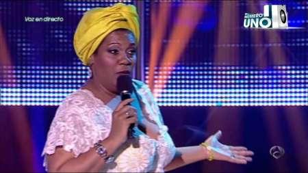 """La cubana Telva en el concurso """"El Número Uno"""" (España): Aquellas pequeñas cosas"""