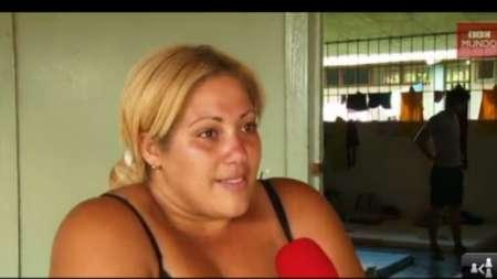 """Cubanos varados en Costa Rica: """"Los ticos nos están apoyando"""""""
