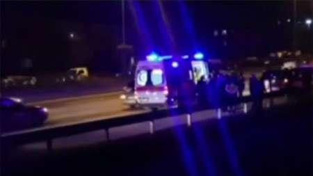 Primeras imágenes: Explosión en el metro de Estambul, Turquía