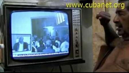 """¡Increíble! Los televisores """"Caribe"""" todavía funcionan en Cuba"""