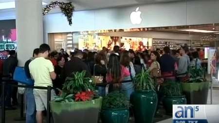 Compras de Viernes Negro en Miami