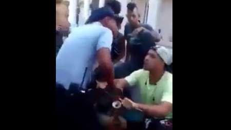 Violencia policial contra joven cubano ¿Te pareció necesaria?